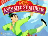 Animated StoryBook: Mulan