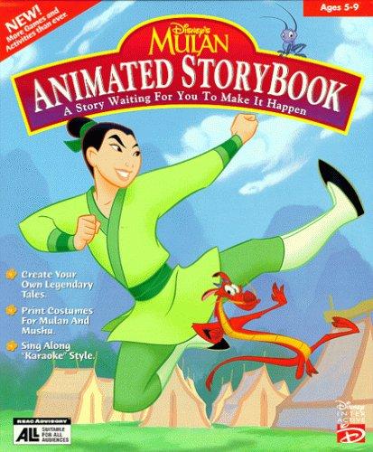 animated storybook mulan disney wiki fandom powered