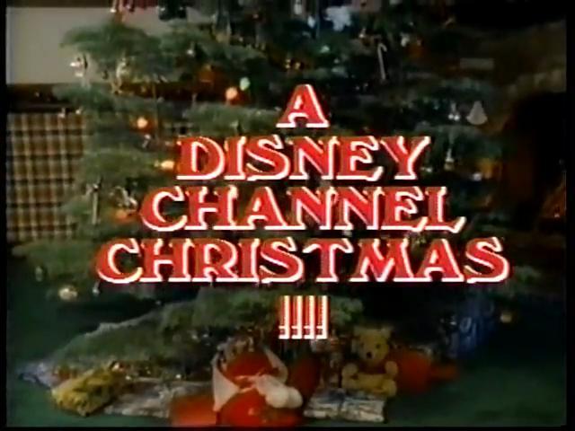 a disney channel christmas - Disney Channel Christmas