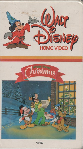 a walt disney christmas - Mickeys Once Upon A Christmas Vhs