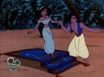 Aladdin & Jasmine - Moonlight Madness (2)