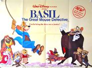 Basil-the-great-mouse-detective-original-uk-quad-film-poster-1986-vincent-price-walt-disney-5797-p
