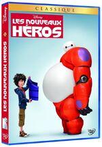 Big Hero 6 DVD France