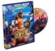 Brother Bear UK DVD