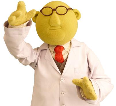 Αποτέλεσμα εικόνας για Muppet Professor