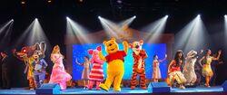 Disney Music Program HKDL