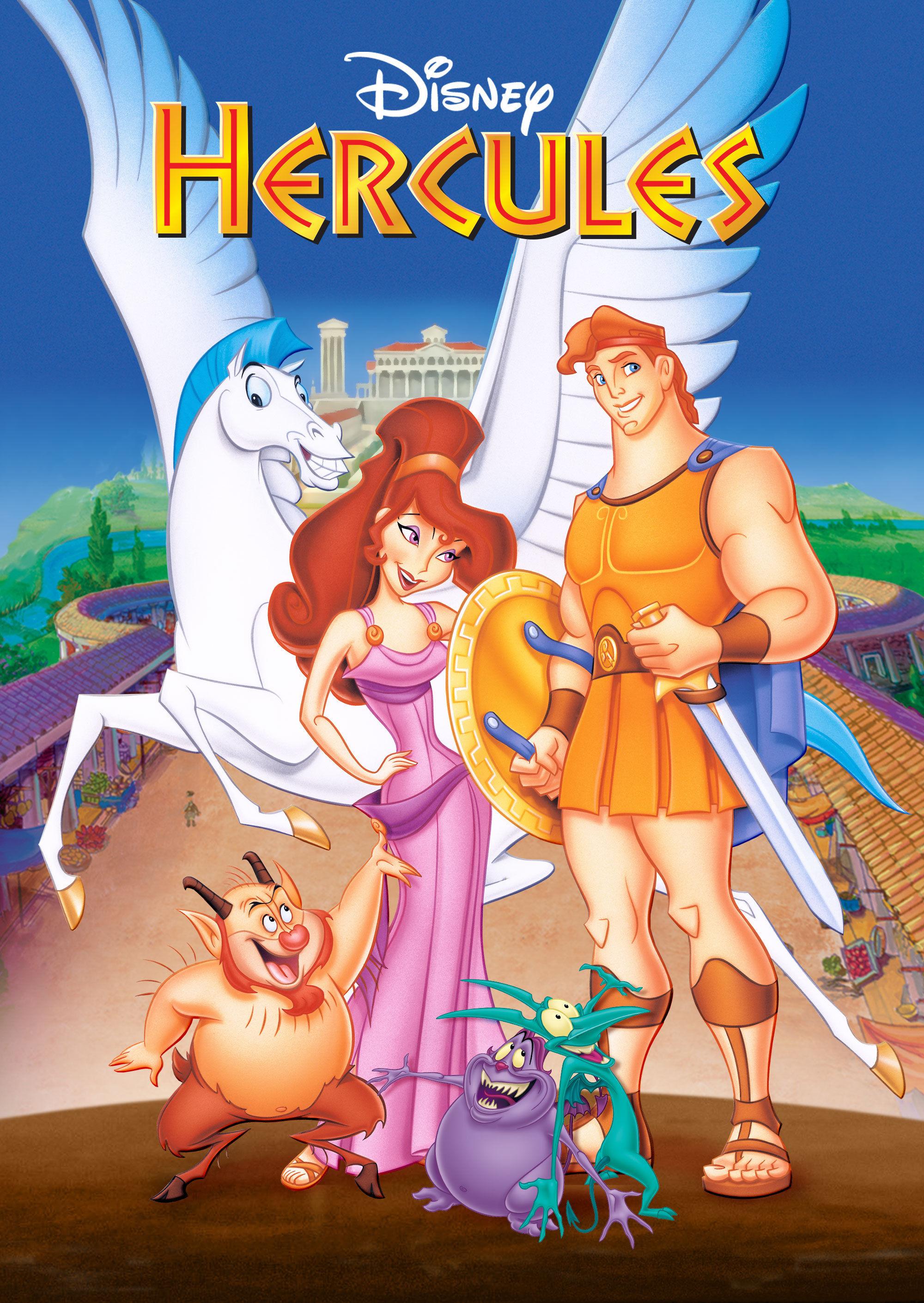Hercules Trickfilm