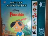 Pinocchio (Sound Story Book)