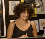 Jenny Slate behind the scenes Zootopia
