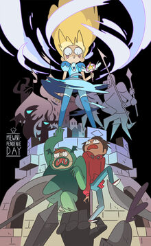 Mewnipendance Day poster