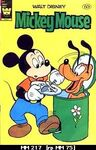 Mickey mouse comic 217