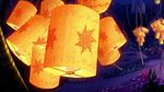 The Corona Lanterns of the Lorb Village