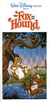 The Fox and the Hound - Print Ad from 1988 Disneyland Guide