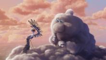 Переменная облачность ГГ