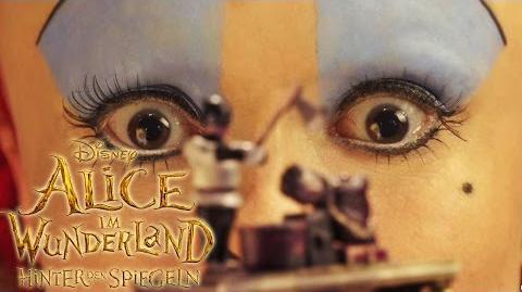 ALICE IM WUNDERLAND Hinter den Spiegeln - Das Geschenk - Ab 26. Mai im Kino Disney HD