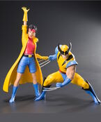 ArtFX Plus Jubilee and Wolvie 90s