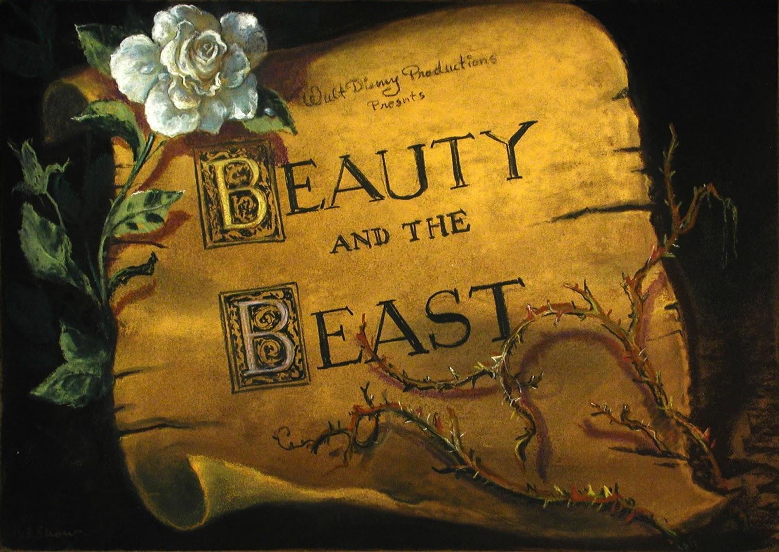 Beauty and the Beast Original Screenplay | Disney Wiki | FANDOM ...