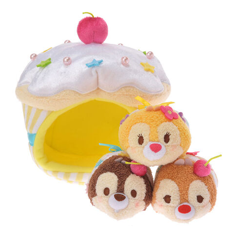 File:Chip Dale Clarice Valentines Tsum Tsum Cupcake.jpg