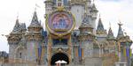 Cinderella's Castle 50th Anniversary of Disneyland 2005