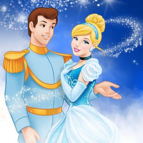 File:Cinderella and Prince Charming.jpg