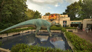 DINOSAUR Aladar Outside
