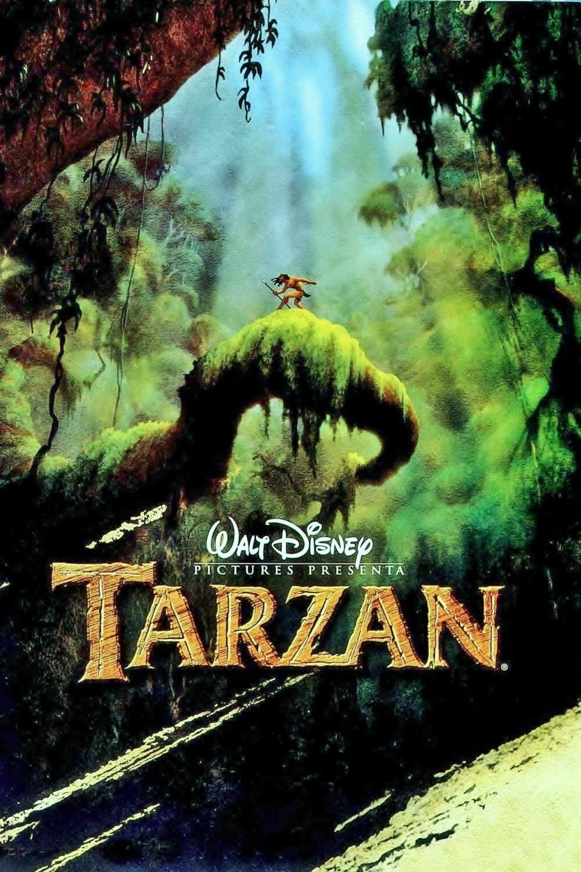 Tarzán (película)   Disney Wiki   FANDOM powered by Wikia