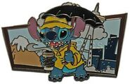 Disney Auctions - Stitch US Cities ( Stitch in Seattle )