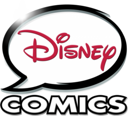 Disney Comics current logo