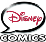 Disney Comics current logo