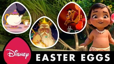 Disney Movie Easter Eggs