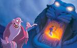 Disney Princess Jasmine's Story Illustration 6