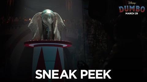 Dumbo Sneak Peek