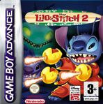 Lilo and Stitch 2 GBA European cover