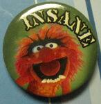 Loungefly muppet pins set 2 c