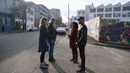 Once Upon a Time - 7x21 - Homecoming - Tilly, Margot, Sabine and Drew