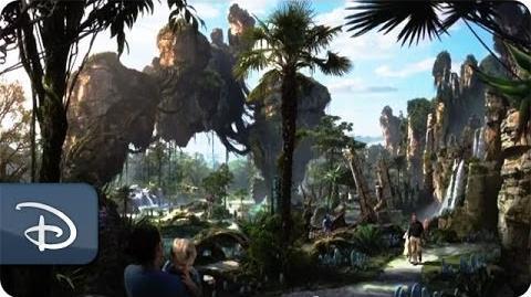 Preview Pandora – The World of Avatar - Disney's Animal Kingdom