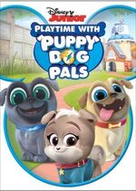 Puppy Dog Pals Playtime with Puppy Dog Pals DVD