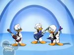Quackstreet Boys fighting again