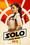 Solo IMAX character poster - Qi'Ra