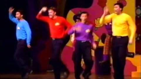 The Wiggles - Wiggly Medley (Live at Disneyland Credits)
