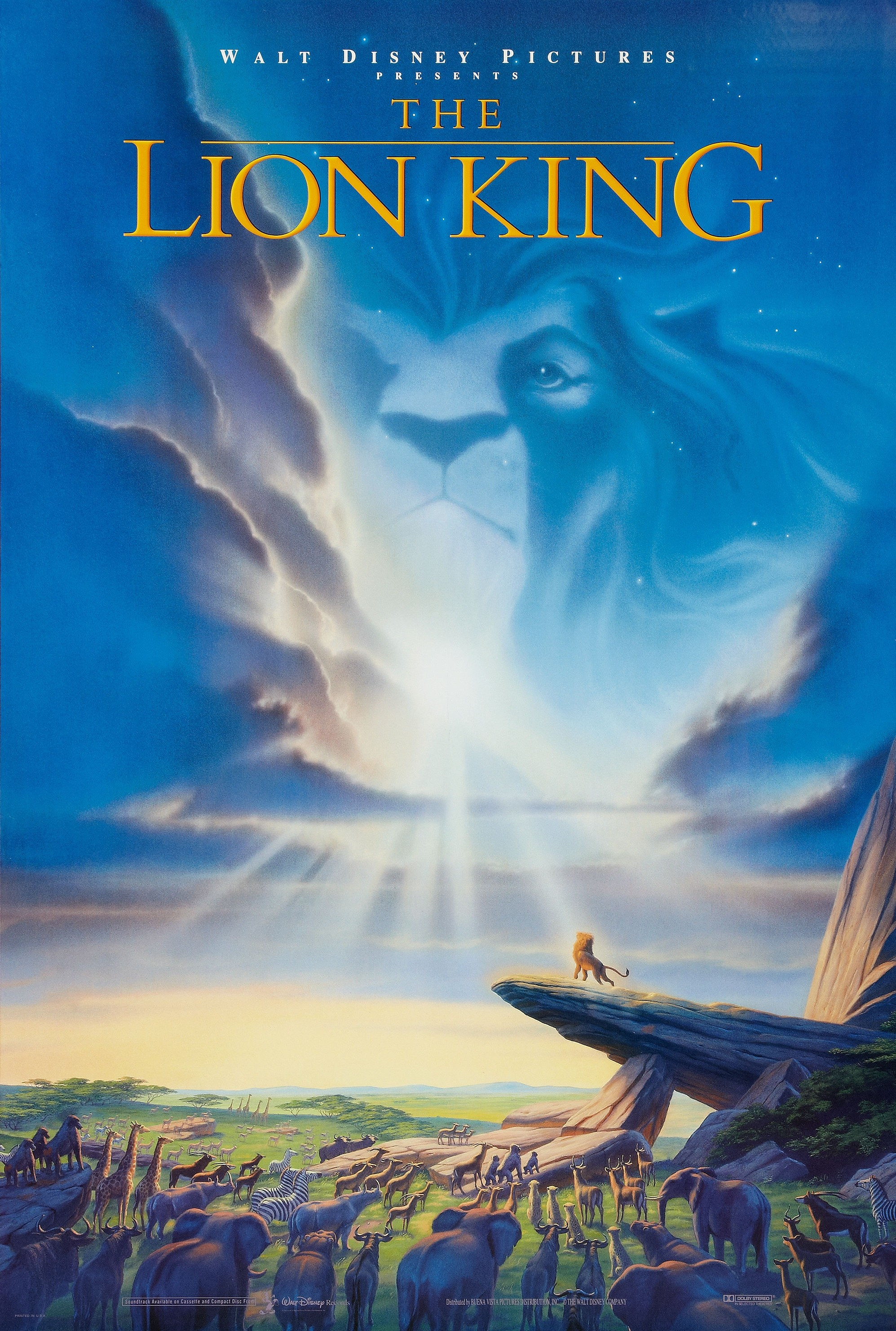lion king study guide