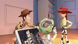 Woody Jessie Buzz cameo 2