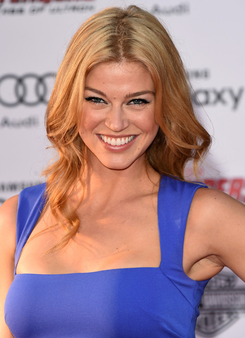 Watch Adrianne Palicki video