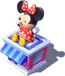 Bc-minnie mouse wishable stand