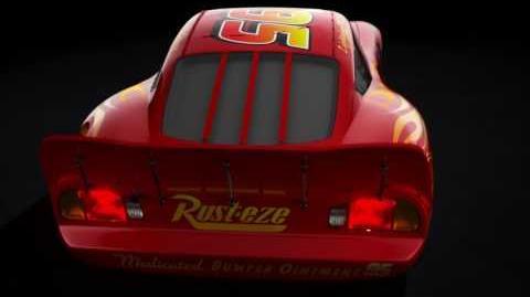 """Cars 3 - Presentando a """"El Rayo"""" McQueen"""
