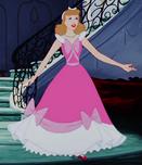 Cenicienta nuevo vestido