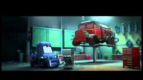 Disney's Planes Fire & Rescue Mayday (In Cinemas 4 September 2014)