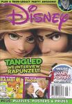 Disney Adventures Magazine Australian cover May 2011 Tangled