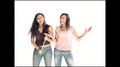 Disney Channel logo-less ID - Tia Mowry and Tamera Mowry