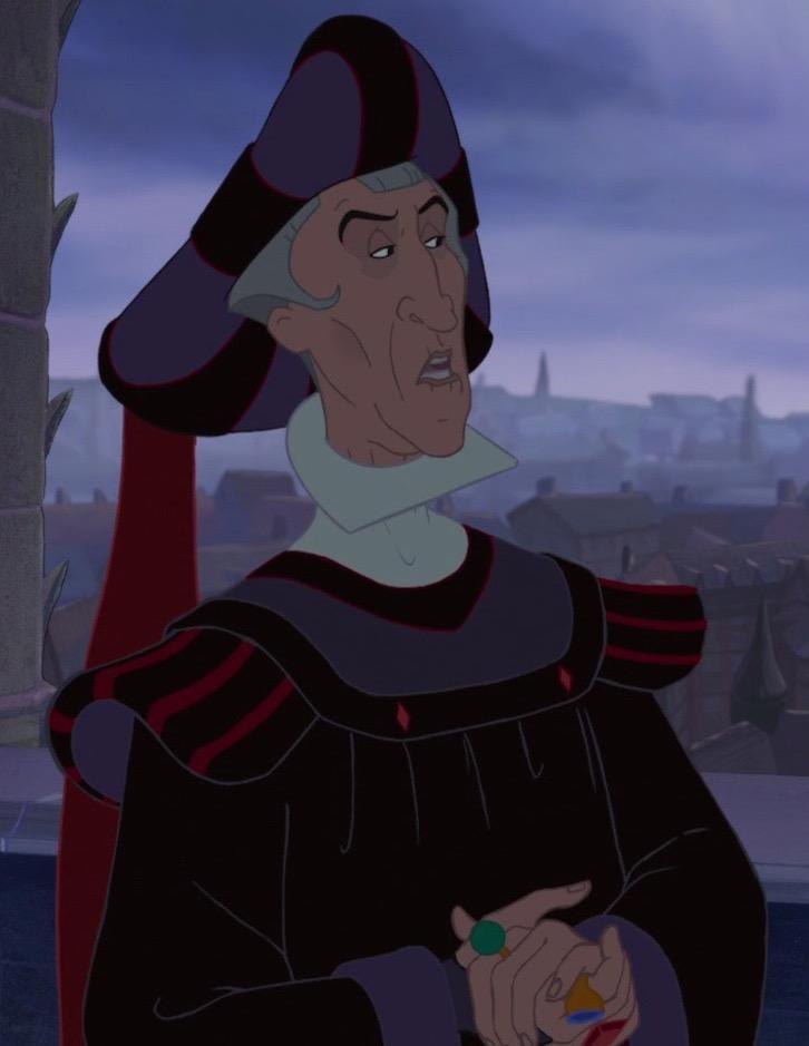 Claude Frollo | Disney Wiki | FANDOM powered by Wikia
